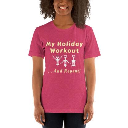 unisex premium t shirt heather raspberry front 60e2785a2614f