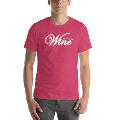 unisex premium t shirt heather raspberry front 60e27a864a5f3