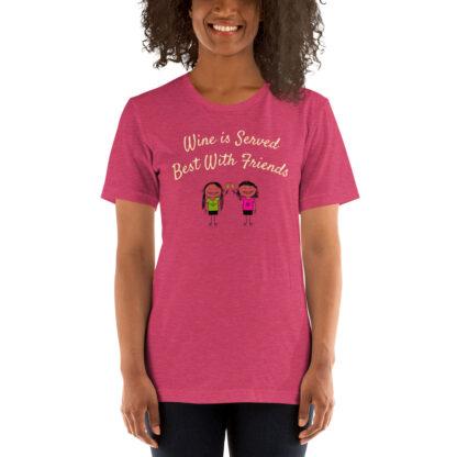 unisex premium t shirt heather raspberry front 60ea508e141b0