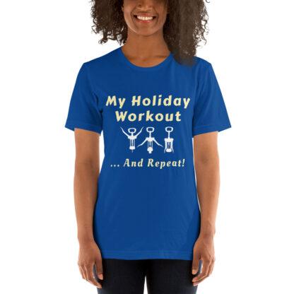unisex premium t shirt true royal front 60e2785a25c51