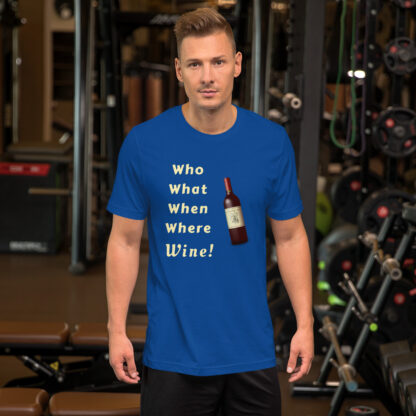 unisex premium t shirt true royal front 60e278cc224e7
