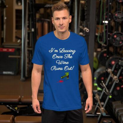 unisex premium t shirt true royal front 60ea4f0bd3132