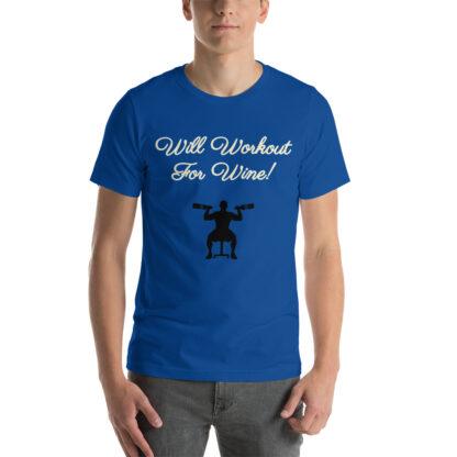 unisex premium t shirt true royal front 60eaf9629dc99