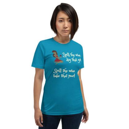 unisex staple t shirt aqua front 60ec9c4ab384e
