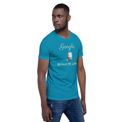 unisex staple t shirt aqua right front 60ecf9406de48