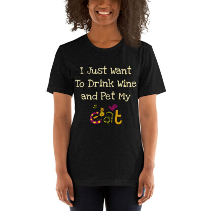 unisex staple t shirt black heather front 60f4c510ce812