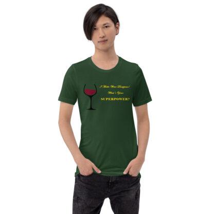 unisex staple t shirt forest front 60ec65c0c48f3