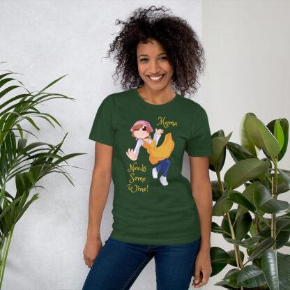 unisex staple t shirt forest front 60f4d0d061335