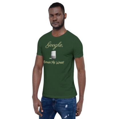 unisex staple t shirt forest left front 60ecf9406ae84