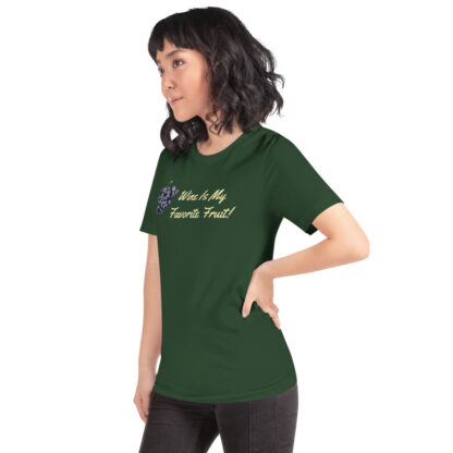 unisex staple t shirt forest left front 60ef35ffde5f1