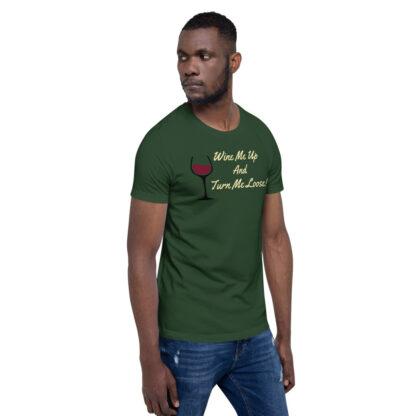 unisex staple t shirt forest right front 60ef34efe5de9