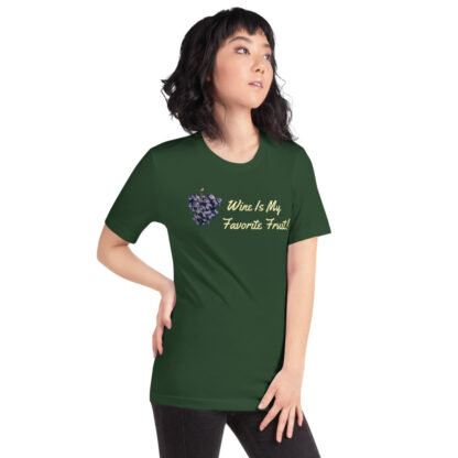 unisex staple t shirt forest right front 60ef35ffde72f