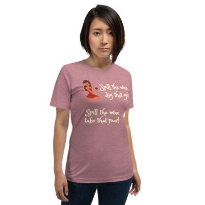 unisex staple t shirt heather orchid front 60ec9c4ab06ba