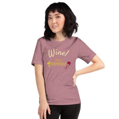 unisex staple t shirt heather orchid front 60ecb2b317a6b