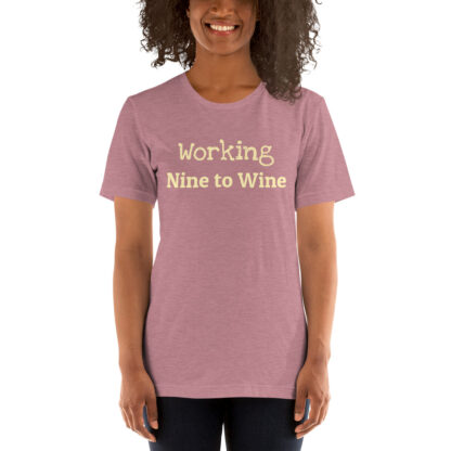 unisex staple t shirt heather orchid front 60f21ae51f0ae