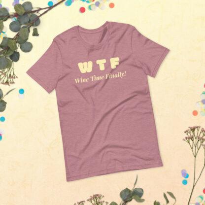 unisex staple t shirt heather orchid front 60f21c4429bc5