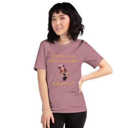 unisex staple t shirt heather orchid front 60f5f6d24af96