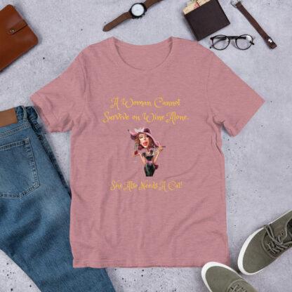 unisex staple t shirt heather orchid front 60f5f6d24e21c