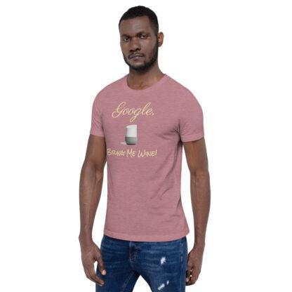 unisex staple t shirt heather orchid left front 60ecf9407063f