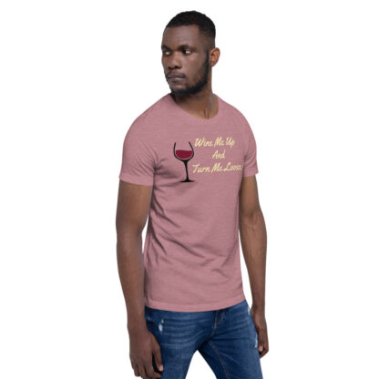 unisex staple t shirt heather orchid right front 60ef34efec674