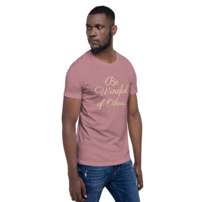 unisex staple t shirt heather orchid right front 60f5f837efa46