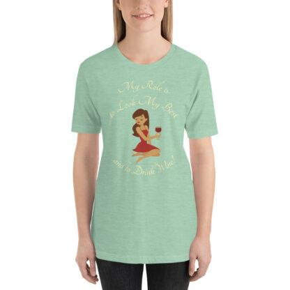 unisex staple t shirt heather prism mint front 60ef65e663ef2