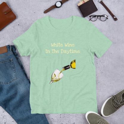 unisex staple t shirt heather prism mint front 60f21734b562e