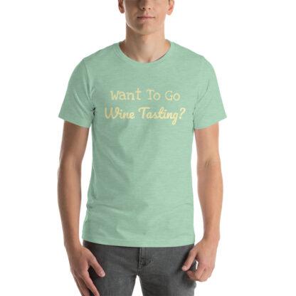 unisex staple t shirt heather prism mint front 60f58c40be33d