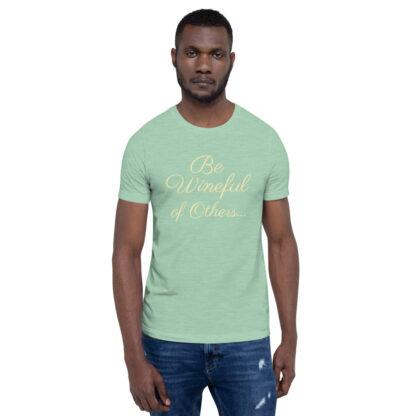 unisex staple t shirt heather prism mint front 60f5f837f2c7c