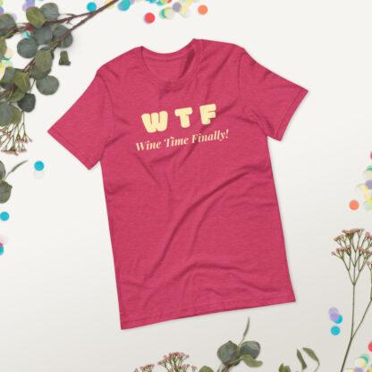 unisex staple t shirt heather raspberry front 2 60f21c442845c