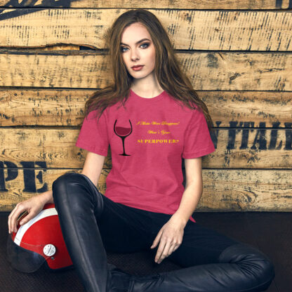 unisex staple t shirt heather raspberry front 60ec65c0c5588