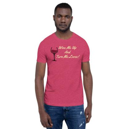 unisex staple t shirt heather raspberry front 60ef34efe6ba0