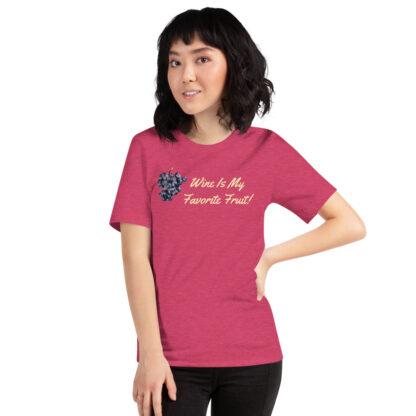 unisex staple t shirt heather raspberry front 60ef35ffdf68a