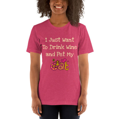 unisex staple t shirt heather raspberry front 60f4c510cea3f