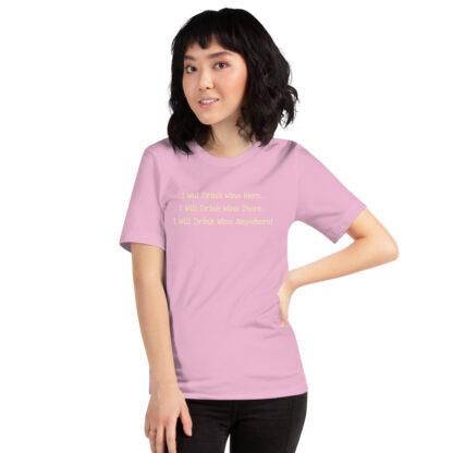 unisex staple t shirt lilac front 60f4dfcd53579