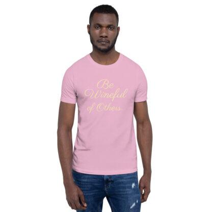 unisex staple t shirt lilac front 60f5f837f0760