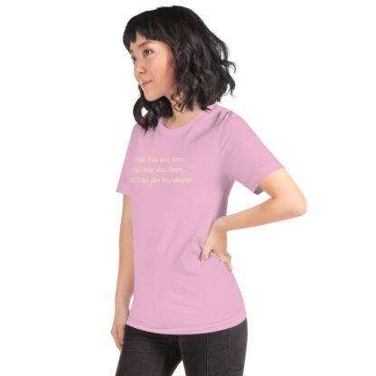 unisex staple t shirt lilac left front 60f4dfcd53f55