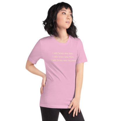 unisex staple t shirt lilac right front 60f4dfcd54c95
