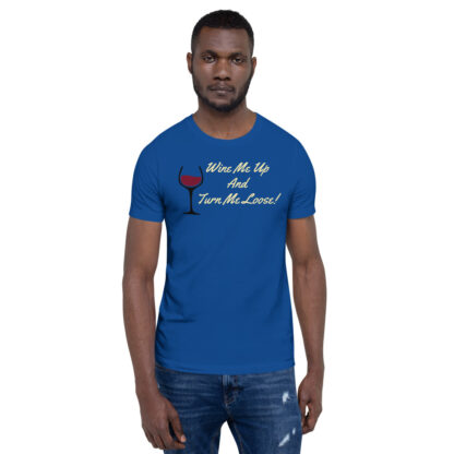 unisex staple t shirt true royal front 60ef34efe6110