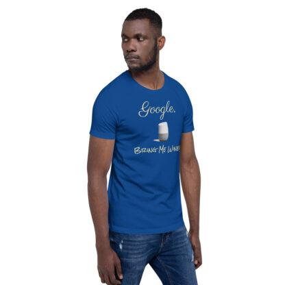 unisex staple t shirt true royal right front 60ecf9406b863