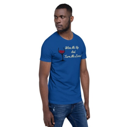 unisex staple t shirt true royal right front 60ef34efe65b4