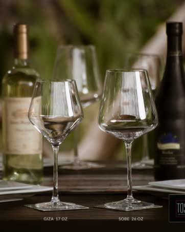 tosh wine glasses 1c