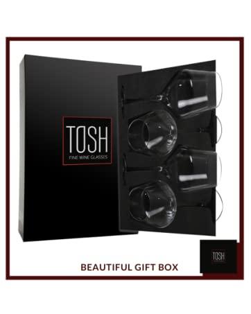 tosh wine glasses 1e